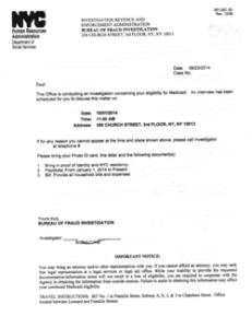 medicaid-fraud-investigation-letter