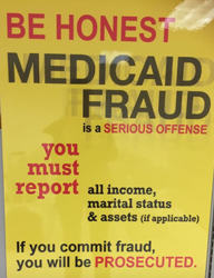 Why Am I Being Investigated for Medicaid Fraud?