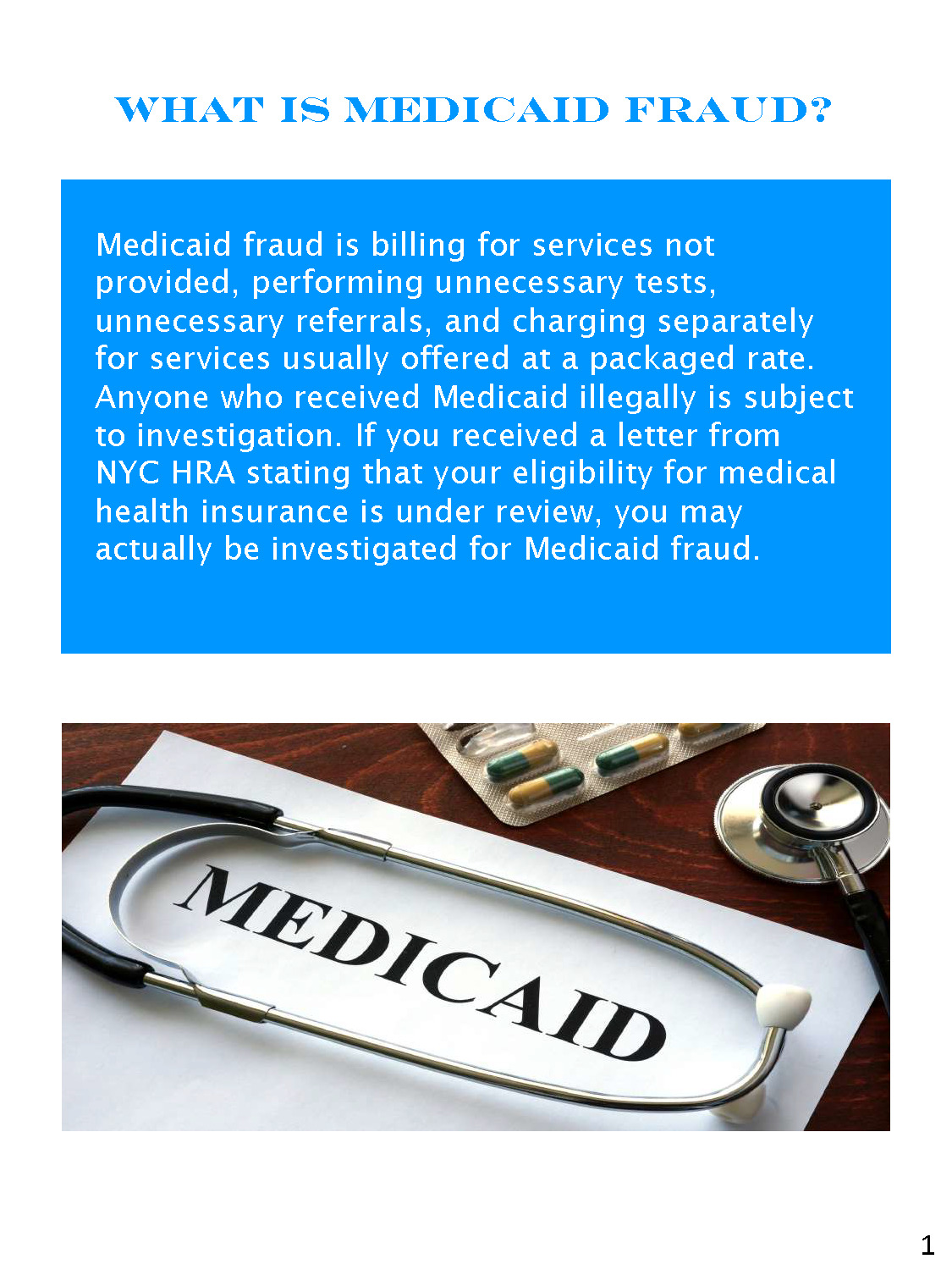 what-is-medicaid-fraud