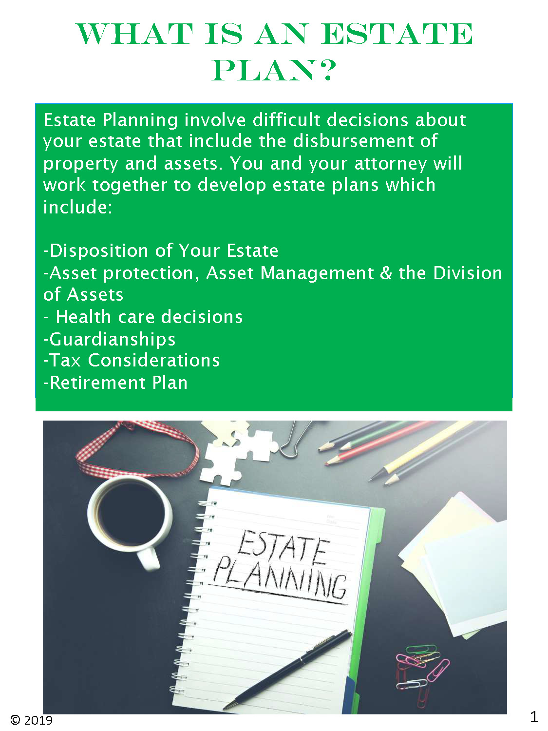 what-is-estate-plan