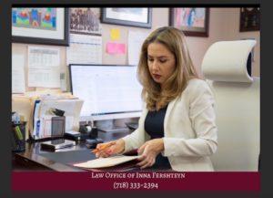 Estate Lawyer & Elder Law Attorney Brooklyn NY Inna Fershteyn-esq