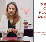 The Right Time to begin the Elder Care Planning Process Commonly Asked Questions- NY Elder Law Attorney