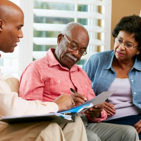 surviving spouse retirement account